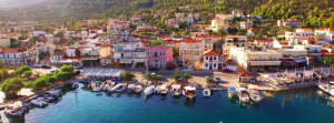 Ubytování - Korfos